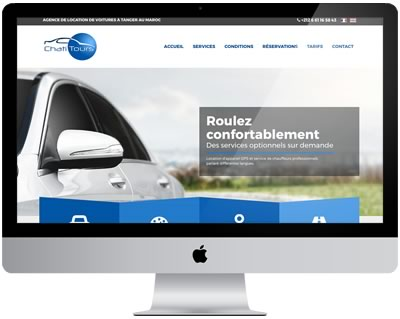site-web-location-voiture-tanger-maroc