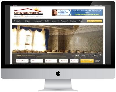 site-web-louervendreaumaroc